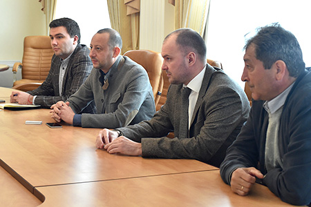 Meeting of PL and Odessa Regional State Administration